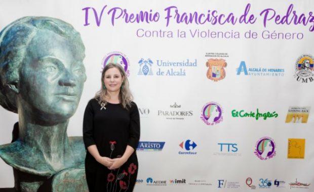 Araceli Martínez Esteban premio