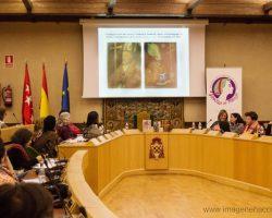 La ponencia sobre la vida cultural en los conventos de Alcalá.